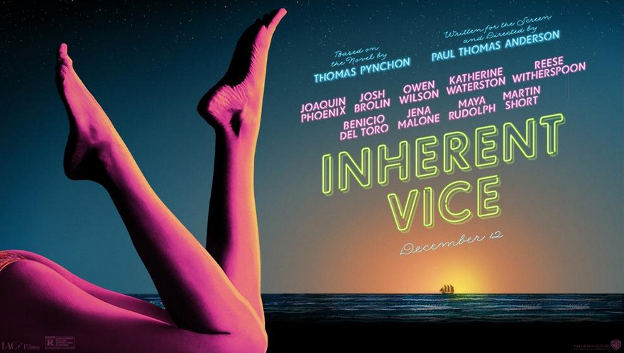 Review of Inherent Vice 2014 on latestarticlepost