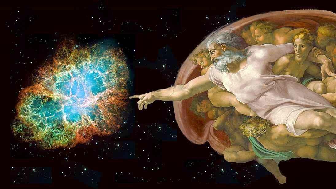 O mesmo Deus que criou o Universo, o mantém na existência com seu poder e bondade infinita