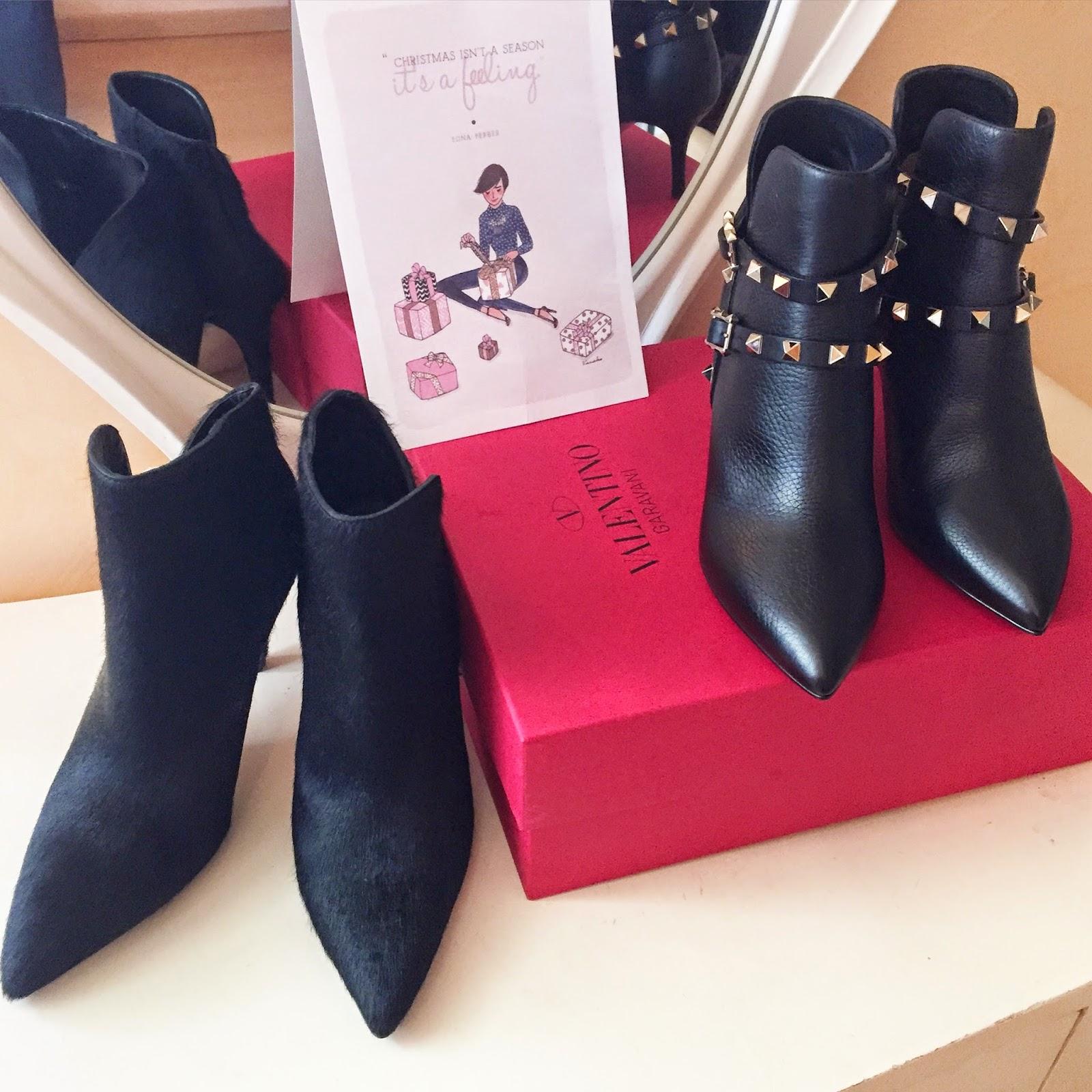zara, valentino christmas, fashion blogger