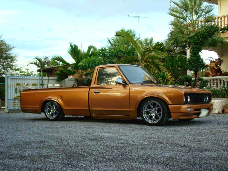 modif datsun pick up