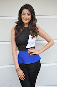 Kajal Agarwal Latest Photos at Yevadu Press meet-thumbnail-1
