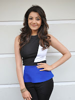 Kajal Agarwal Latest Photos at Yevadu Press meet-cover-photo