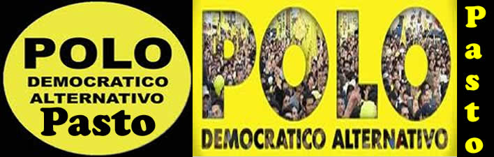 POLO DEMOCRÁTICO ALTERNATIVO PASTO