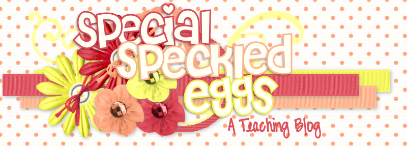 Special Speckled Eggs