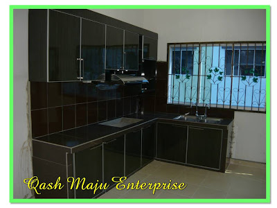 kitchen cabinet kabinet dapur renovations in johor