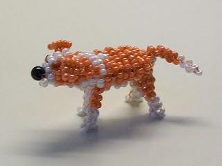 Бисероплетение для самых-самых начинающих: Собака