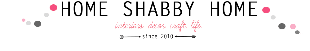 Home Shabby Home | Arredamento, interior, craft