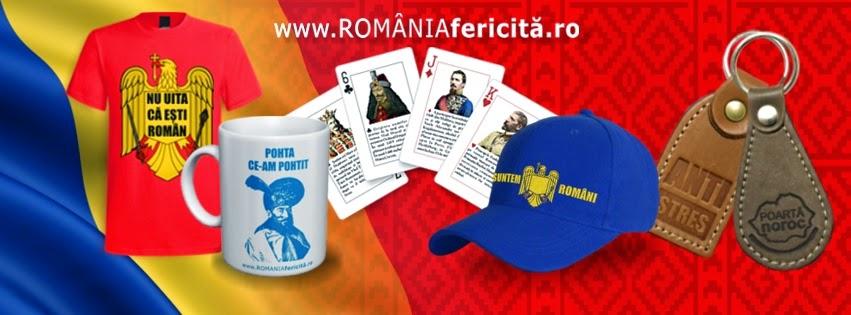 Romania Fericita - magazin online