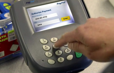PayPal POS