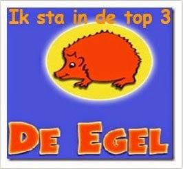 Top 3 juni challenge 2015 De Egel