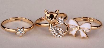 Trio de anéis
