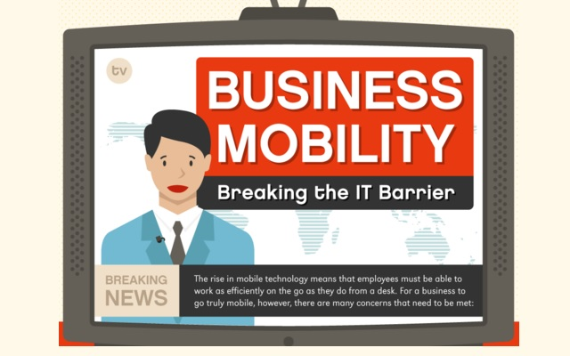 image: Business Mobility: Breaking the IT Barrier