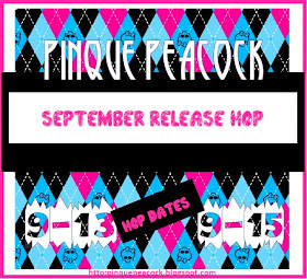 Pinque Peacock September release