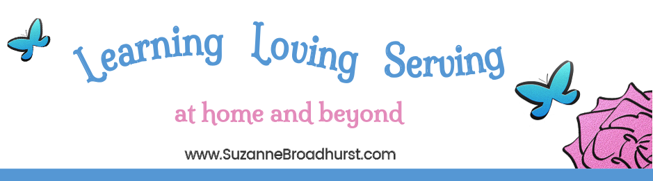 Learning, Loving and Serving at Home and Beyond