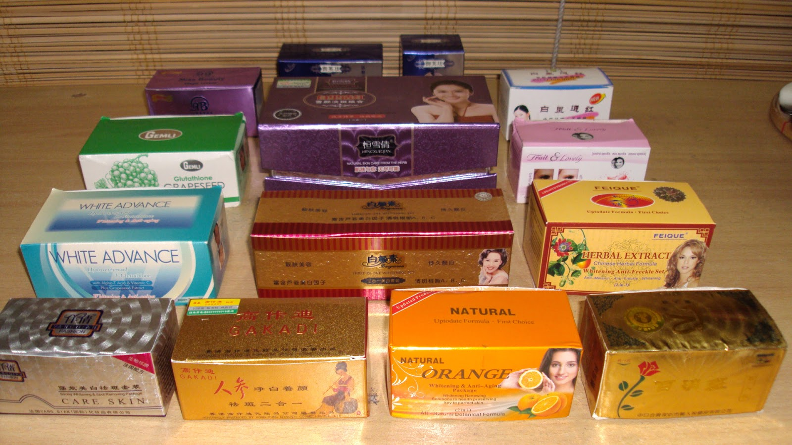Chinese herbal products - Ecowaste Coalition Slams Chinese Drug Stores Selling Mercury Laden Cosmetics Group Finds Mercury Up To 25 500 Ppm In 14 Imported Skin Whitening Creams