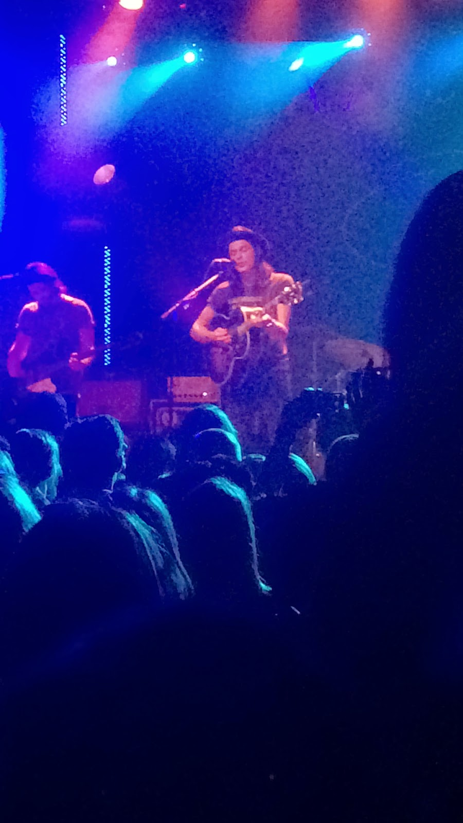 James Bay in Toronto