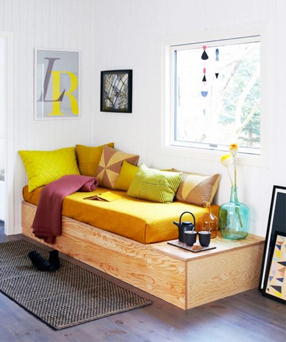 móveis de compensado - ideia de material de construção - tinta ou fórmica - feito em casa - móvel resistente