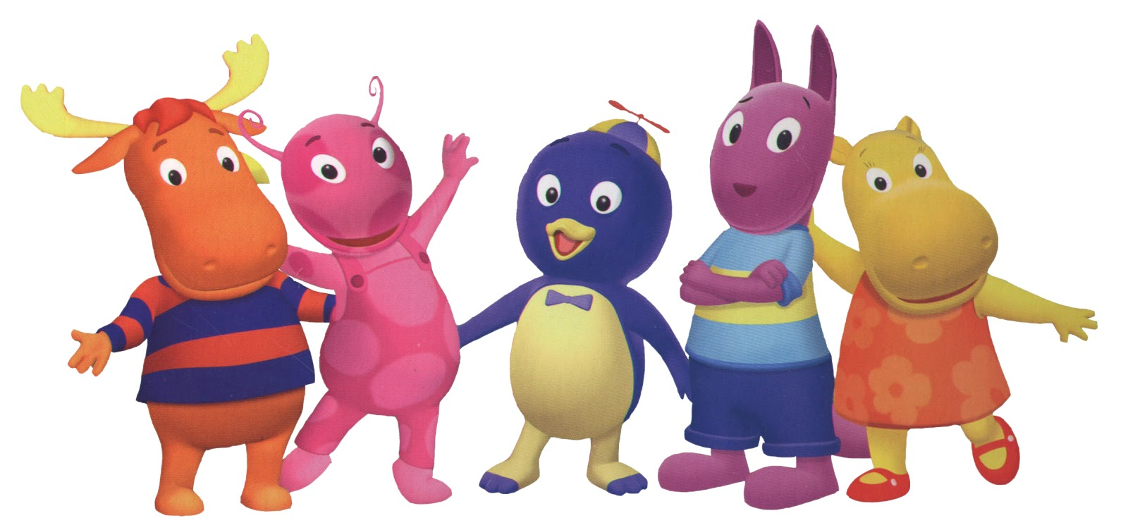 Backyardigans Sunny Day :  Life~ Its Gonna be a Bright Sunny Day! (and over 1000 page views