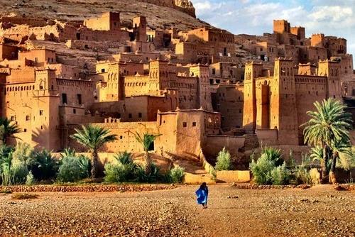 Aït Benhaddou ve Ouarzazate