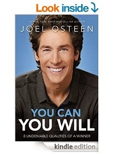 You Can, You Will Joel Osteen Book Review
