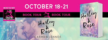 Harley & Rose Blog Tour Review