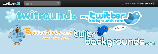 fondos para twitter