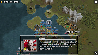 Glory of Generals :Pacific HD Android Game