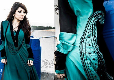 Spring Fashion Trend 2013 In Pakistan Women
