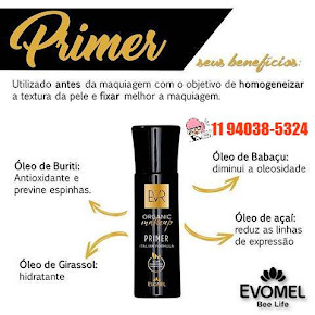 Primer  by Evomel Bee Life  ❤️❤️