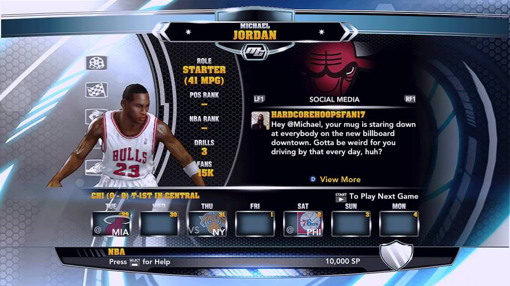 nba 2k14 Michael Jordan legend young mycareer patch download hoopsvilla