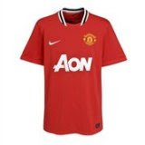 New Manchester United 2011/12 Home Shirts