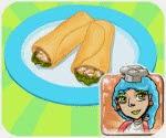 Bánh cuốn cá ngừ, game ban gai