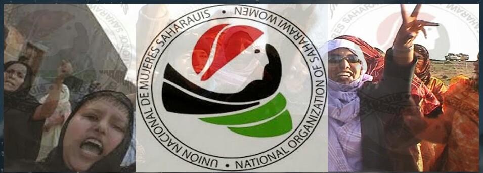 الاتحاد الوطني للمرأة الصحراوية