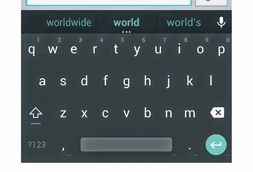Download Android L Keyboard Terbaru