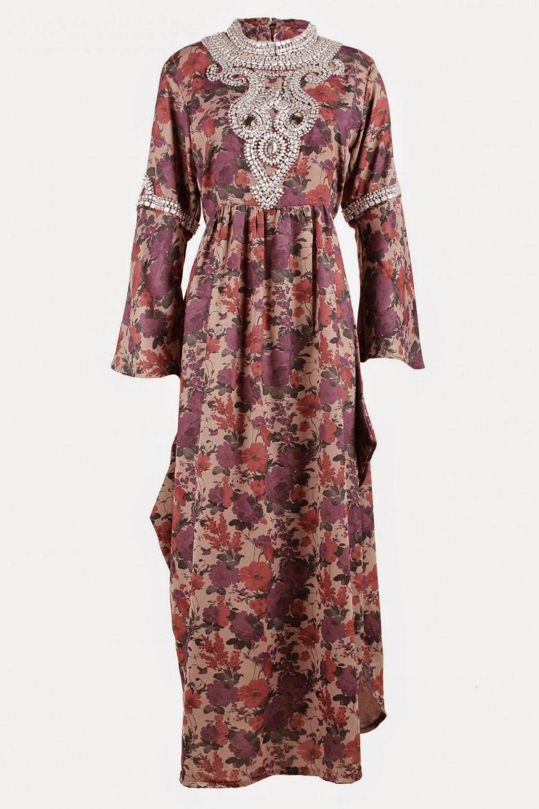 Kumpulan Foto Model Baju Kebaya Gamis Modern Trend Baju