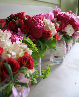 Pink Maid of Honor and Bridesmaid Bouquets - Splendid Stems Floral Designs