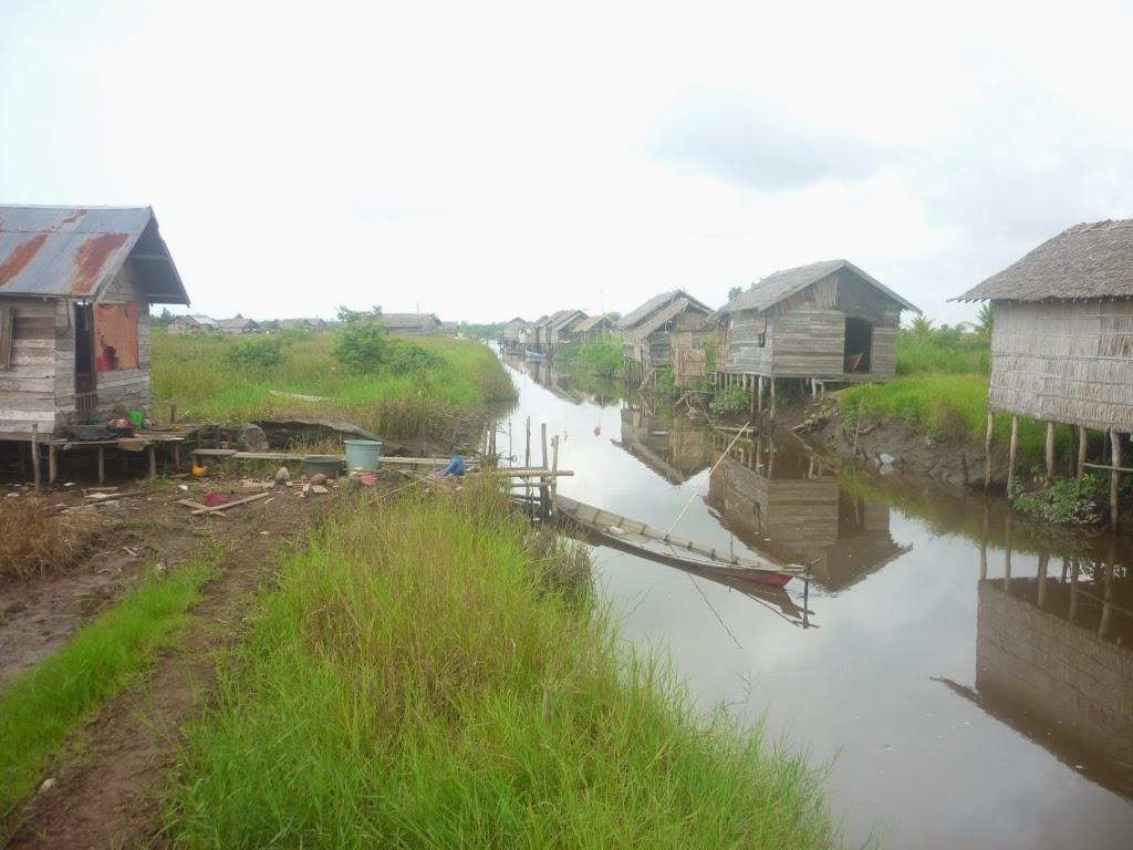 Desa Kecil Kapuas