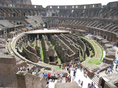 The-Coliseum-on-the-inside-Rome-Italy