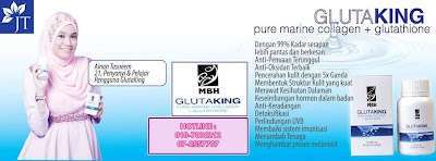 gluta king advance murah