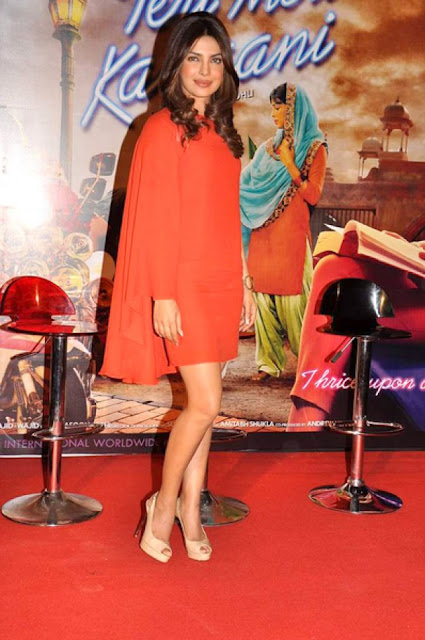 priyanka chopra short dresses