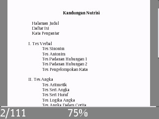 Download Soal Tes Psikotest Soal Cpns