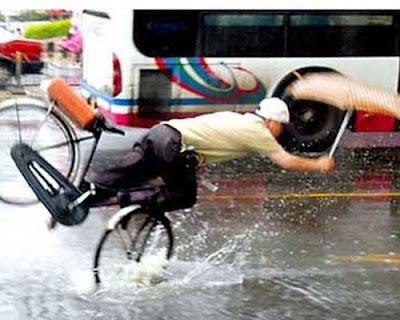 Caidas - Dia de lluvia, dia de furia