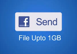 Send Large Files on Facebook