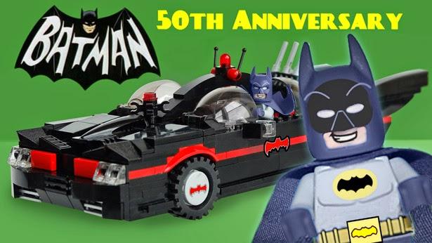 Lego Batmovil 1966