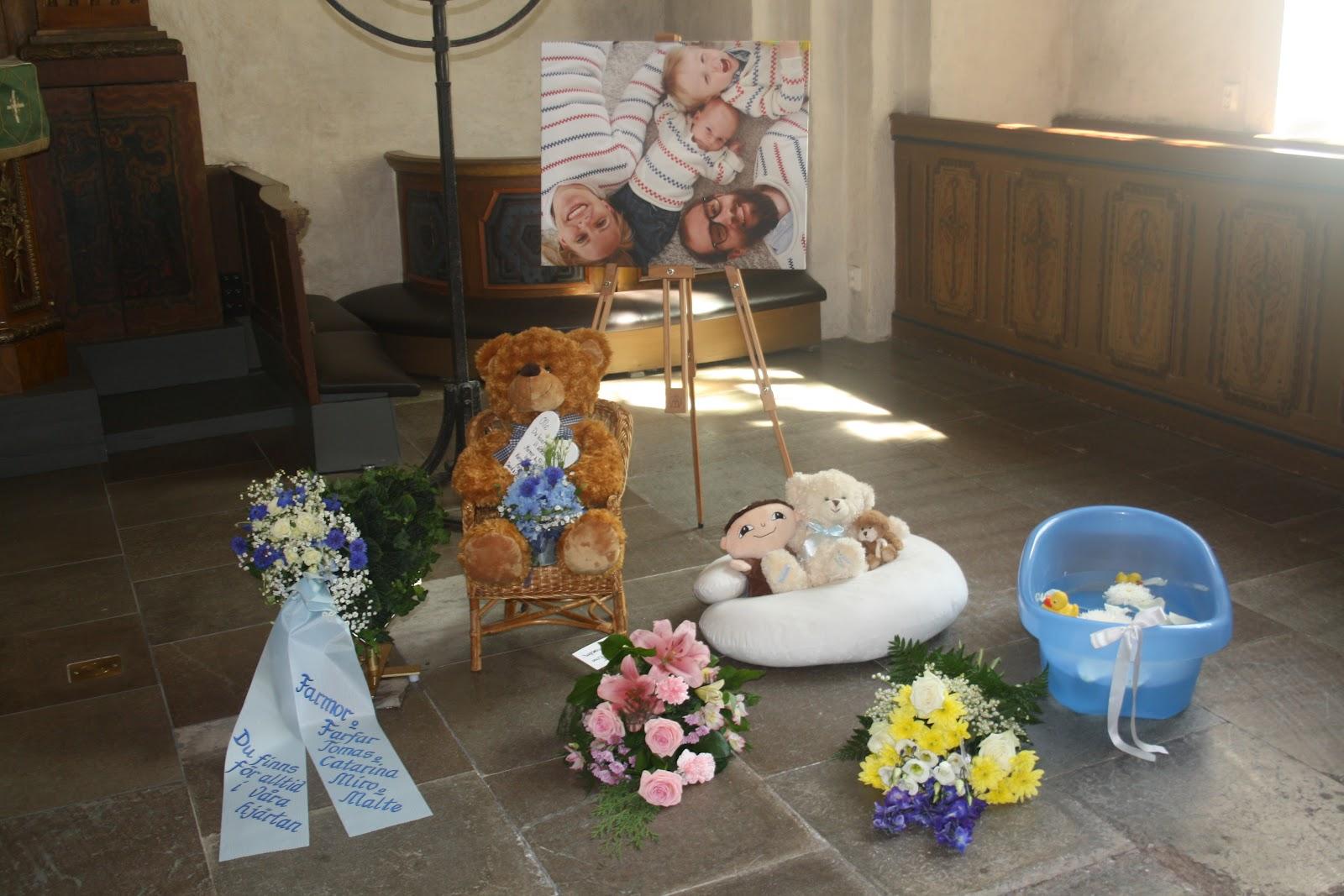 begravningstext på band