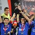 La U es campeón en la Copa Sudamericana 2011