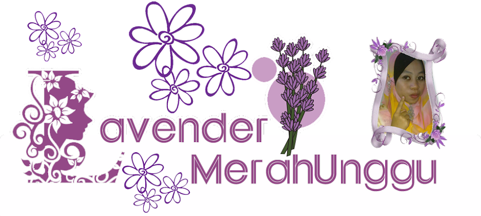Lavender MerahUnggu