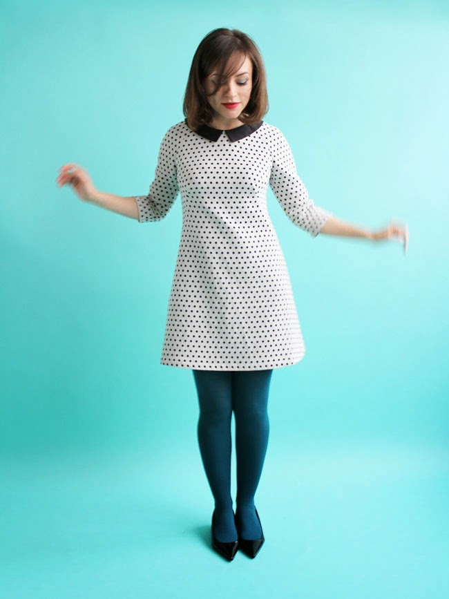 Francoise dress sewing pattern