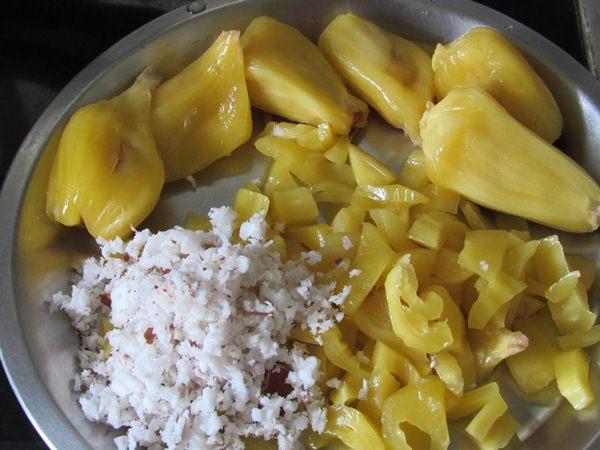 jackfruit puttu recipe