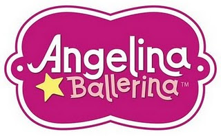 Angelina Ballerina logo